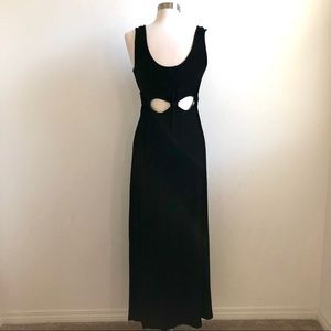 Forever 21 Dresses - Forever 21 | Cut Out Maxi Dress